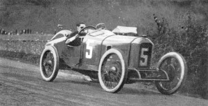 Georges Boillot - 1914 French GP