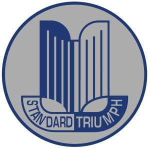 Standard and Triumph merged to form Standard-Triumph