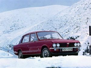 Triumph Dolomite was launched.
