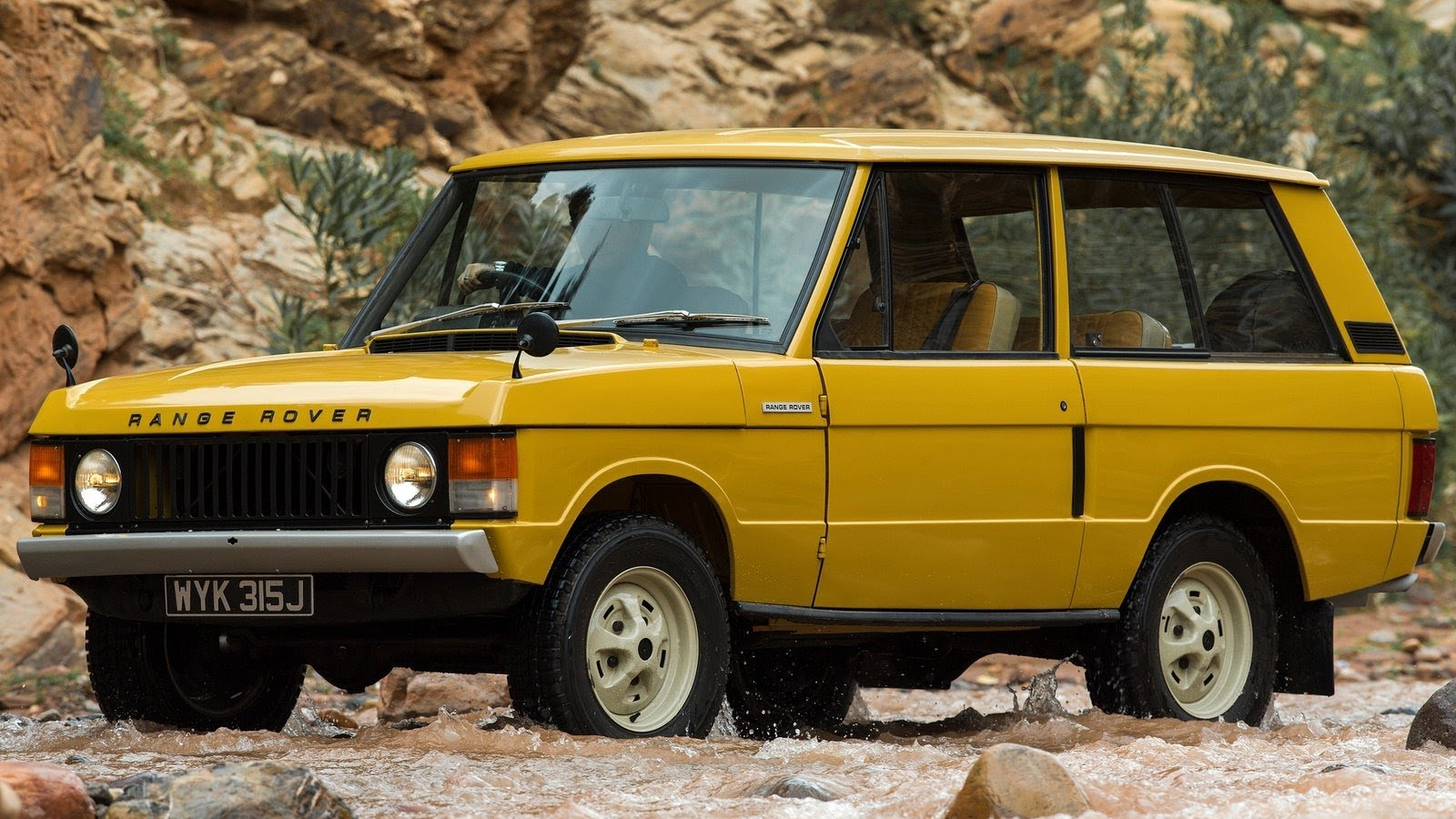 The Range Rover was launched, creating an entirely new sector, the luxury off-road car. This sector grew enormously over the next four decades.