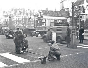 TRL_Road_Transport_Research_Laboratory_Zebra_Crossing_1948