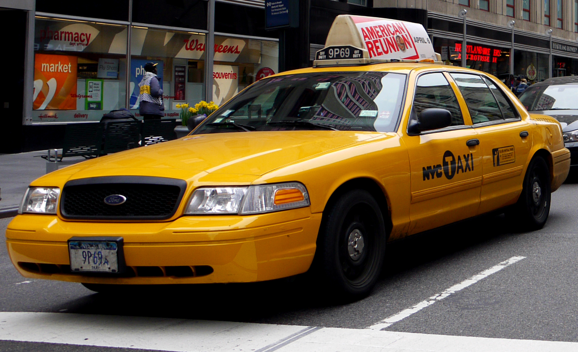 The Taxi