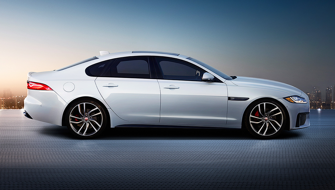 The Jaguar XF 2016 Is Currently Offered In Two Petrol And Two Diesel Engine  Choices. The Top End XFR Petrol Model Comes Packed With A Massive 5.0 Liter  Unit ...