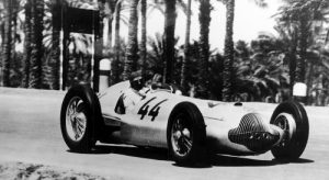 Mercedes-Benz W165 Grand Prix racing car