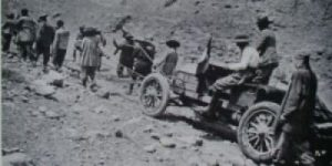 1907 - Peking to Paris race