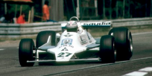 Alan Jones, 1979 German Grand Prix
