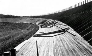 Building the Kansas City Board Track