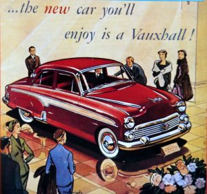 Vauxhall Cresta advert