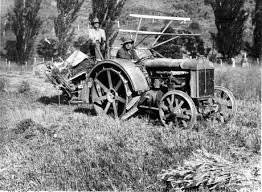 Fordson Tractor c.1917