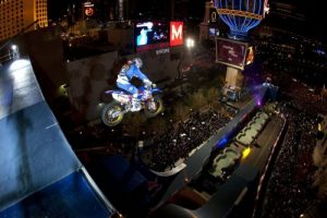 Robbie Maddison - New Years Eve jump - 2007