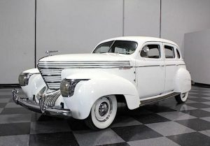 1939 Graham Spirit Of Motion (Sharknose) sedan